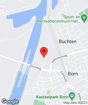 Locatie Bosman Bandenservice op kaart