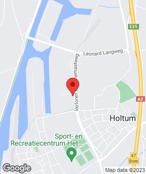 Locatie Charles Feijts Bedrijfswagens Born B.V. op kaart