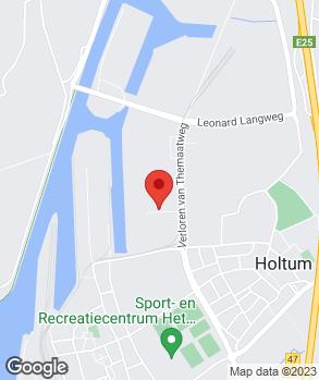 Locatie Carcenter Gijsen V.O.F. op kaart