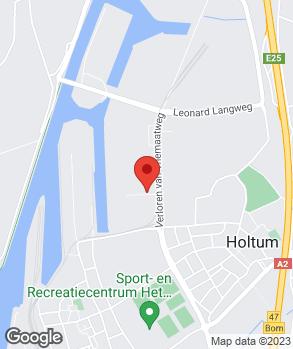 Locatie Speed Service op kaart
