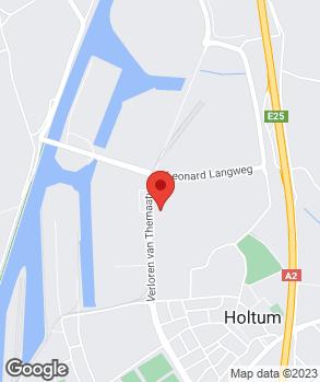 Locatie Koopman Automotive Solutions B.V. op kaart