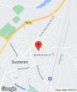 Locatie APK Keuringscentrum Susteren op kaart