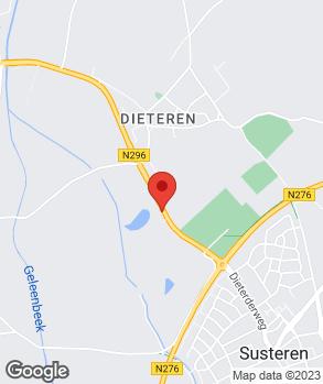 Locatie Dohmen Auto's B.V. op kaart