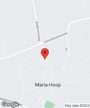 Locatie Autobedrijf H. Menten op kaart