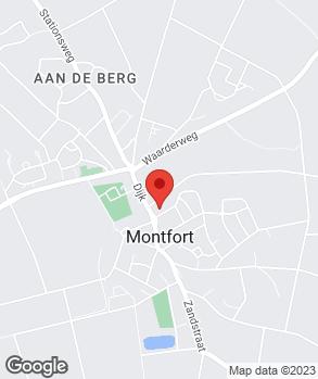 Locatie Garagebedrijf G. Zeelen op kaart