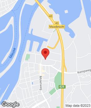 Locatie Autobedrijf Marcel Dekker op kaart