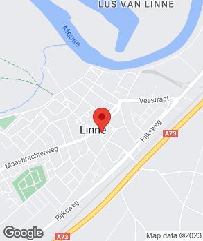 Locatie Garagebedrijf P.P.K. Janssen op kaart