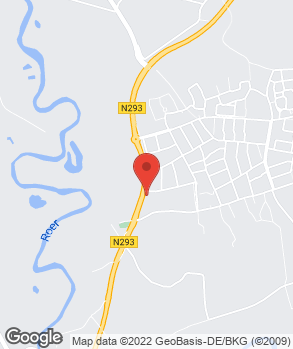 Locatie Emile Janssen Auto's op kaart