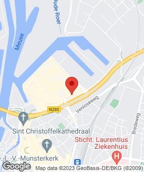Locatie Profile Car & Tyreservice Van Iersel | Automobielbedrijf Van Iersel B.V. op kaart