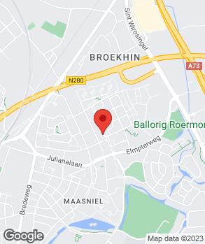 Locatie De Occasion.nl op kaart