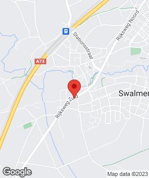Locatie Autobedrijf Jan Wuts op kaart