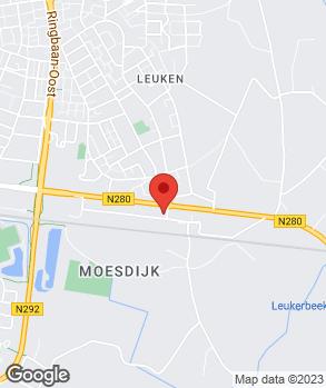 Locatie Garagebedrijf Geelen Weert B.V. op kaart