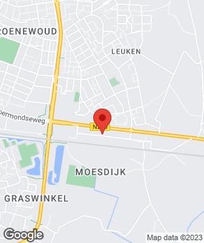 Locatie Autobedrijf Coumans-Hompes B.V. op kaart