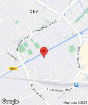 Locatie Autocentrum 2000 op kaart