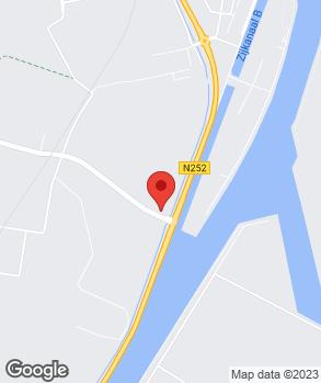 Locatie Autohandel Driekwart op kaart