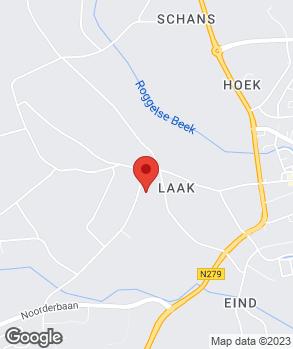 Locatie AD Autobedrijf Peeters & Gubbels op kaart