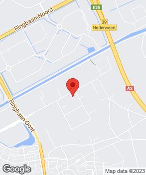 Locatie Leurs Auto's V.O.F. op kaart