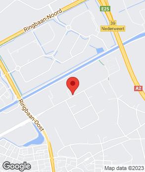 Locatie Wassink Autogroep Weert op kaart