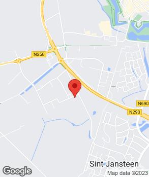 Locatie Garage M. Josiassen op kaart