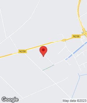 Locatie Garage Kant Hulst B.V. op kaart