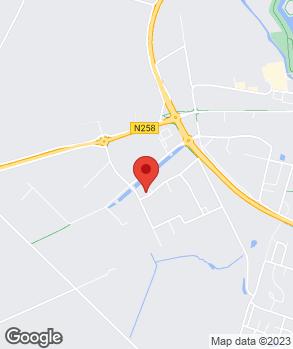 Locatie Garage Casteels op kaart