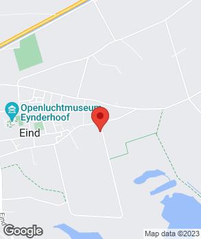 Locatie R. Raemaekers op kaart