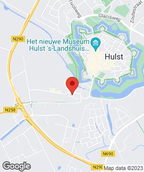 Locatie Autobedrijf Van der Poel B.V. op kaart
