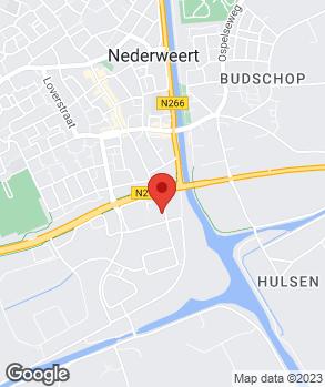 Locatie ANW Auto's op kaart