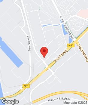 Locatie Autoservice De Braal B.V. op kaart