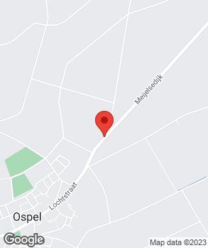 Locatie Rijwielhandel en Servicestation Donkers op kaart