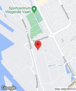Locatie Garage Bakker op kaart