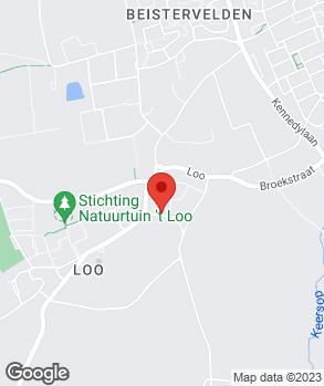 Locatie Garagebedrijf Slenders op kaart