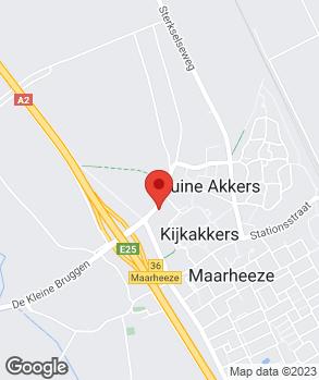 Locatie Automobielbedrijf J. Engelen op kaart
