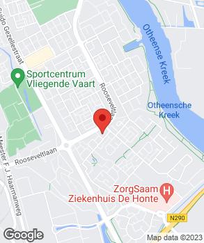 Locatie Garage Kerckhaert-Terneuzen B.V. op kaart