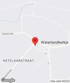 Locatie Garage Pieters op kaart