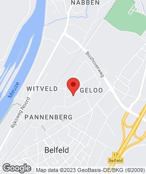Locatie Autocenter Thijssen Janssen B.V. op kaart