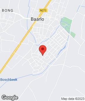 Locatie Autofit Stegmeijer op kaart