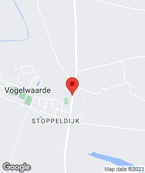 Locatie V.O.F. Autohandel Varendonck op kaart