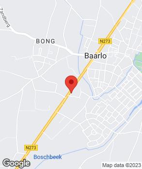 Locatie Autobedrijf Piet Smedts B.V. op kaart