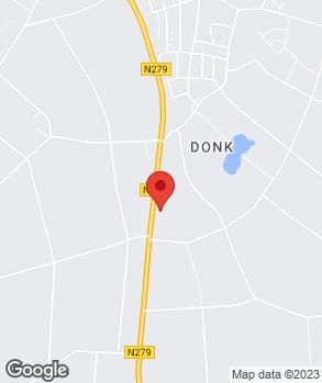 Locatie Venef Meijel B.V. op kaart