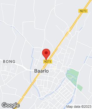 Locatie Auto Inbouw Service Baarlo B.V. | AISB op kaart