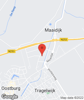 Locatie Autodekker Oostburg B.V. op kaart