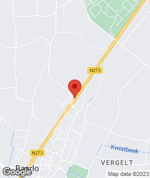 Locatie Automobielbedrijf Peeten B.V. | Vakgarage Peeten Baarlo b.v. op kaart