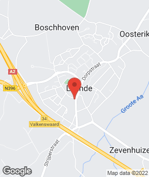 Locatie Autobedrijf J. van Bokhoven op kaart