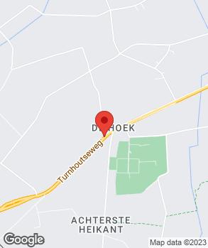 Locatie Autobedrijf Frank Wouters op kaart