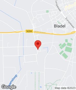 Locatie AD Autobedrijf Scheepers op kaart