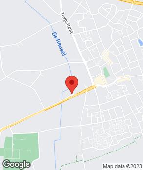 Locatie Automobielbedrijf Van Gompel B.V. op kaart
