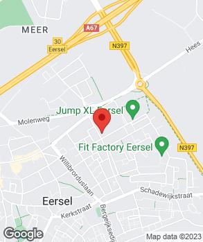 Locatie Vakgarage Alex Meurs op kaart