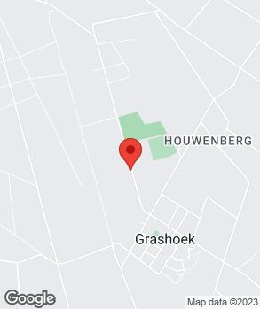 Locatie Autobedrijf Grashoek op kaart