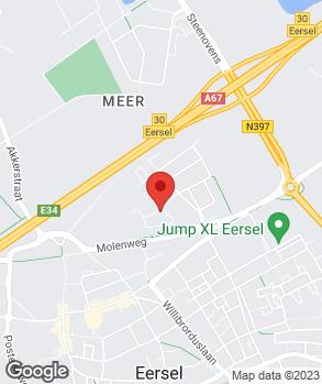 Locatie Autobedrijf Kees van Ham op kaart